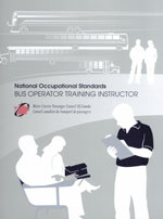 National Occupational Standards - Bus Operator Training Instructor
